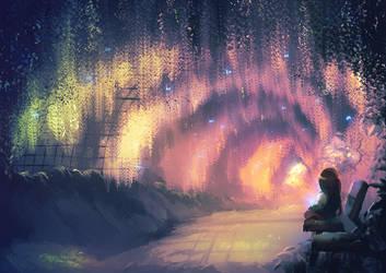 Faerie Garden by cubehero