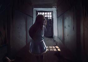 Haunted School by cubehero