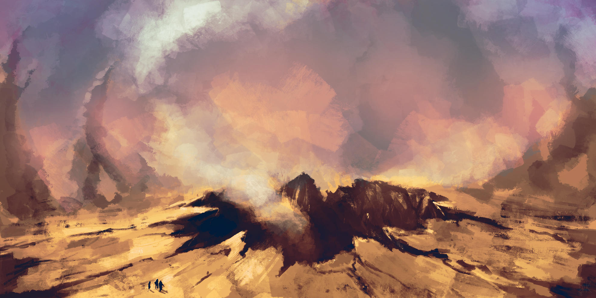 Crater by cubehero