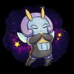 Pokemon - Illumise used Wish! by cubehero