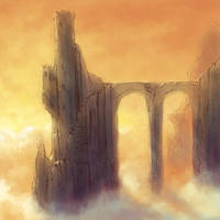 World End Watchtower by cubehero