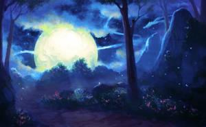 Moonlit Dream by cubehero
