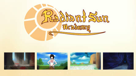 GAME: Radiant Sun Academy by cubehero