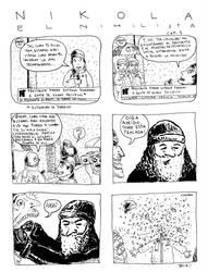 Nikola, el nihilista Cap.1 by bizarrockero