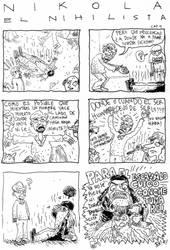 Nikola, el nihilista cap. 4 by bizarrockero