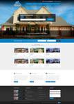 Real Estate Web Design by balentheen
