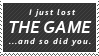 The Game Stamp by Friesnchip