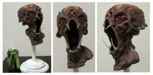 The Ankle Biter by SculptorSteve