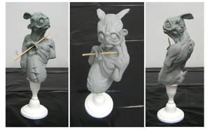 Morbit by SculptorSteve