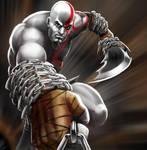 Kratos by devianteinstien