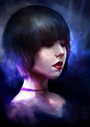 Portrait #1 by Corey-H