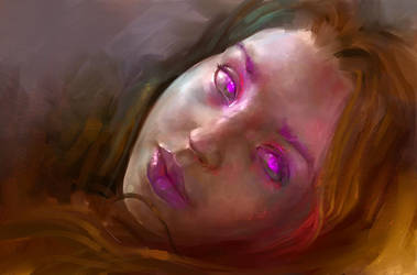 Portrait #2 by Corey-H