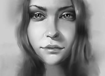 Laine Portrait by Corey-H