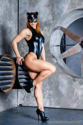 Catwoman has Legs - Alena - Legs Emporium by LegsEmporium