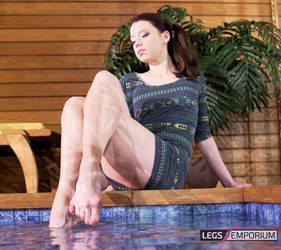 Them Legs of a Beautiful Ballerina - Nastya - LE by LegsEmporium