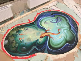 swimming pool by shepa