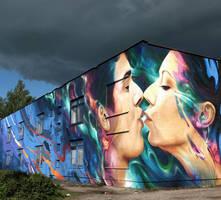 Kiss Kiss by shepa