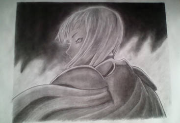 Clare -  Claymore by GapsPs