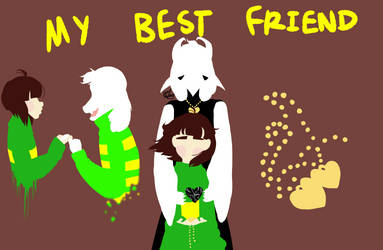 My Best Friend by Sarsee