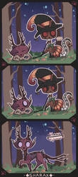 [Undertronic Kaku: Xylomox Species] by SharaXOfficial