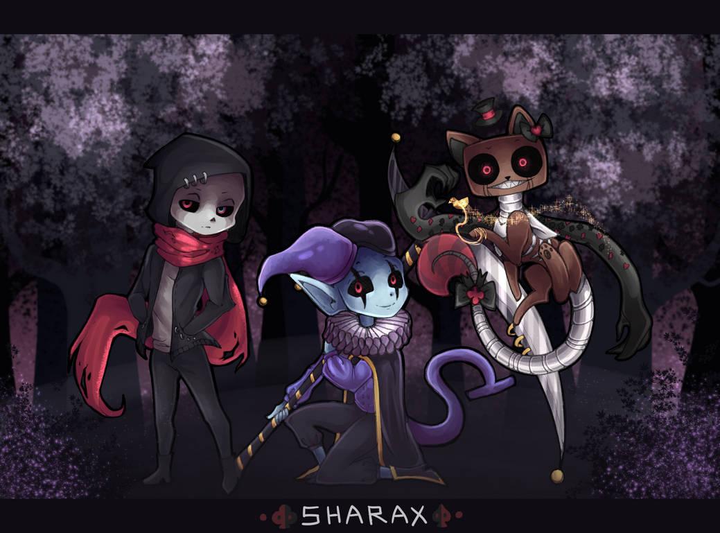 [Deltarune] The World Revolving by SharaXOfficial