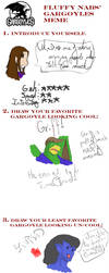The Gargoyles Meme by FeatherFurr