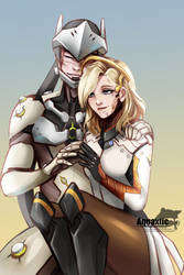[OW] Gency by AquaLeonhart