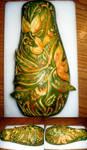 Papaya Carving by Sliceofcake