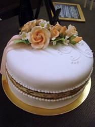 Roses and Filigree 2 by Sliceofcake