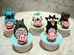 Miniatures by Sliceofcake