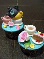 Tea Party by Sliceofcake
