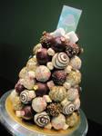 Cake Pop Tower by Sliceofcake