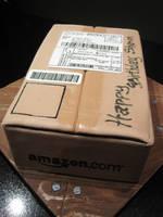 Amazon.com Parcel by Sliceofcake