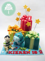 Gifts Of Joy by Sliceofcake