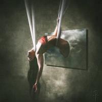 Dreams of Silks And Silence by JJohnsonArtworks