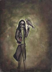 Shaheen the Falconer by vanishingacts