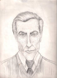 Remy Abbasi portrait by vanishingacts