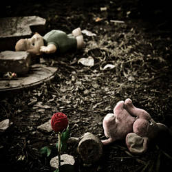 Toys grave14 by kaval0rn