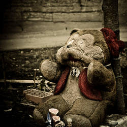 Toys grave05 by kaval0rn