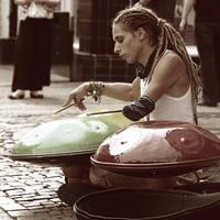 Drummer by L-Netz