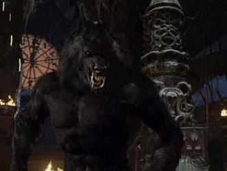 Van Helsing Werewolf by BeansTASTIC