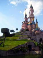 The magic castle by Aletsia