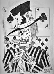 High Stakes Gambler by DeathoftheUndying