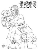 FACE Family - Happy Moments by fablespinner