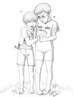 APH-Little Sweethearts by fablespinner