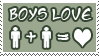 Boys love by fablespinner