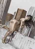 Wonder Woman. by jefterleite