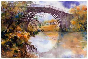 Bridge by lustrzany