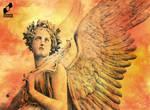 Angel by lustrzany