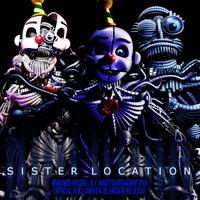 FNAF SL Ennard model Official halloween release!!! by AndyDatRaginPurro